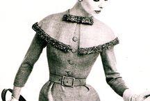 fashion 50s/60s