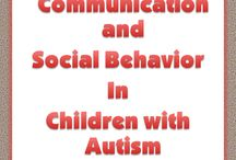 Communication for Autism, Education & Teaching Ideas for Building Communication / Ideas for building communication in a child or teen with autism.