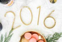 Flatlay | New Year