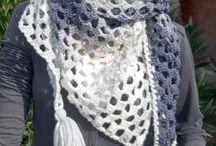 Crochet - Chales