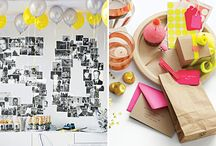 Numbers / party and craft ideas inspirations for using Numbers