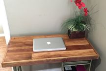 By Panqve / Recycled wood, nice decor and living things handmade