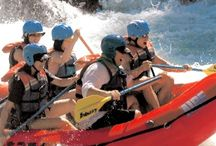 Outdoor Fun and Sports / Whitewater Rafting, Whale Watching, Zip Lines, Outdoor Thrills