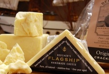 For the love of cheese / Our favorite cheeses