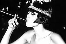 Roaring 20s / Gatsby NYE Party! / by Méline Briciní
