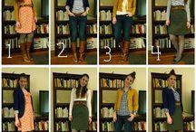 fashion / by Melissa Wiebe