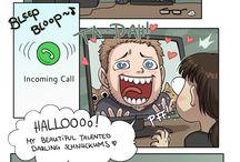 comic ~ zombiesmile