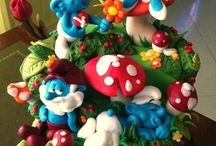 cakes / by Amanda Seamans