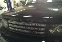 RANGE ROVER SPORT SUPERCHARGED LPG Conversion / LPG / Gas Conversion RANGE ROVER SPORT SUPERCHARGED