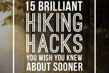 outdoorsy walking, camping, hiking, trekking