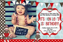 Simon's First Birthday / by Allison Spencer