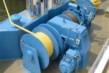 Ellsen best deck winch with factory price for sale