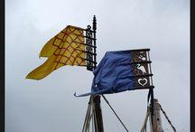 Les girouets de la Marine de Loire