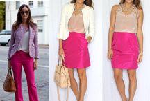 Fashion ideas - pink