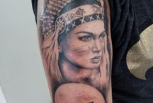 Allan David Tattoo / Algumas tatuagens minhas