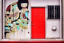 World of Urban Art : KYLE HUGHES-ODGERS  [Australia]