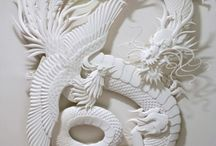 Sculptured Art Paper / by Brenda Ison