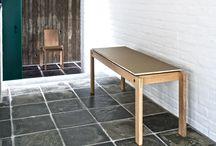 Danish furniture design - handmade by Kjeldtoft