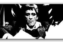 Scarface Canvas Prints / The best Scarface Canvas Prints from Modern Canvas Art - shipped worldwide