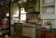 Wnętrza drewniane i poddrewniane