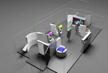 Diseño / Diseño de stands, exposiciones, espacios efímeros