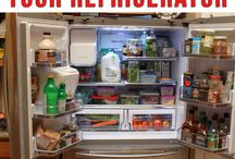 Tips to organise fridge