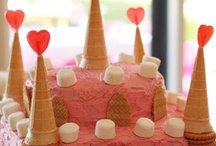 Birthday Cake and Cupcake Ideas