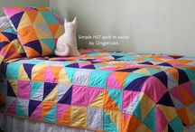 Quilts & Patchwork