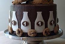 Milk and cookies party / by Tara Skinner