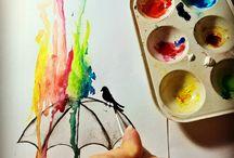 Aquarela/Watercolor
