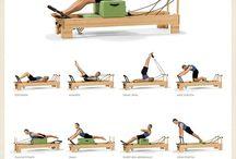 Pilates+ yoga + TRX