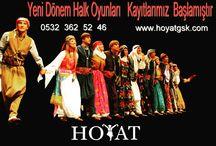 hoyat / Halk oyunları kulübü