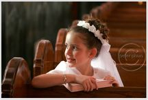First Communion Portraits / by Grace Duffy