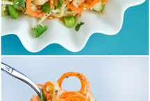 The Best Vegetarian Recipes on Pinterest / A tasty collection of the best vegetarian recipes Pinterest has to offer! Vegetarian breakfast, lunch, dinner, and snack recipes galore.
