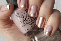 Nail art unghie corte