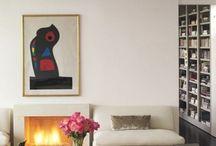 Fireplaces / by Adriane Sesti