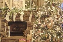 Happy Holidays 2015 / Holiday home decorating ideas.