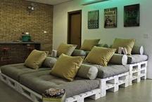 Home TV Room