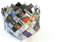 Crafts-Recycling projects / by Karie Collins
