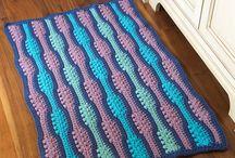 Crochet: Rugs / by Patti Stuart