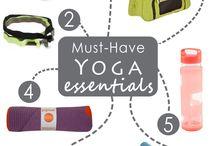 Tips&Tricks; Yoga/Pilates