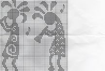 Cross Stitch:  Stuff II