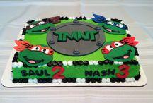 gâteaux a thèmes