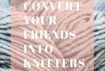 Knitting Forever / A group board dedicated to the art and craft of knitting in all its glory! Enjoy!  Knitting patterns, photography, and instructional tips. To request to join this board, send an email to andreazdavis@gmail.com after following This Knitted Life on Pinterest.