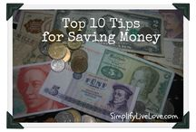Frugal Tips / by Michelle Marine