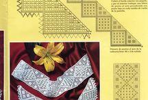 Borders crochet