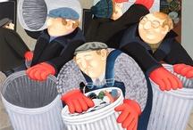 Beryl Cook prints