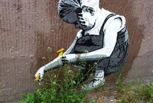 ⭐ Street Art ⭐ / No limits here  (feel free to pin everything you like)