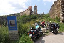 Aktivity / Moje cestování na motocyklu zn. Kawasaki EN500
