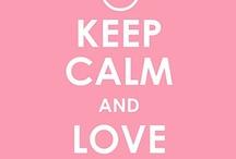 Keep Calm;